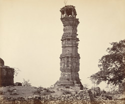 Chittur - The Jain Tower